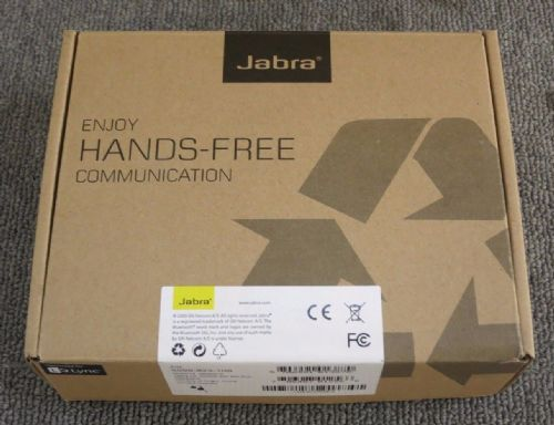 Jabra 5599-823-109 Wired UC Voice 550 DUO USB Stereo Microsoft Headset